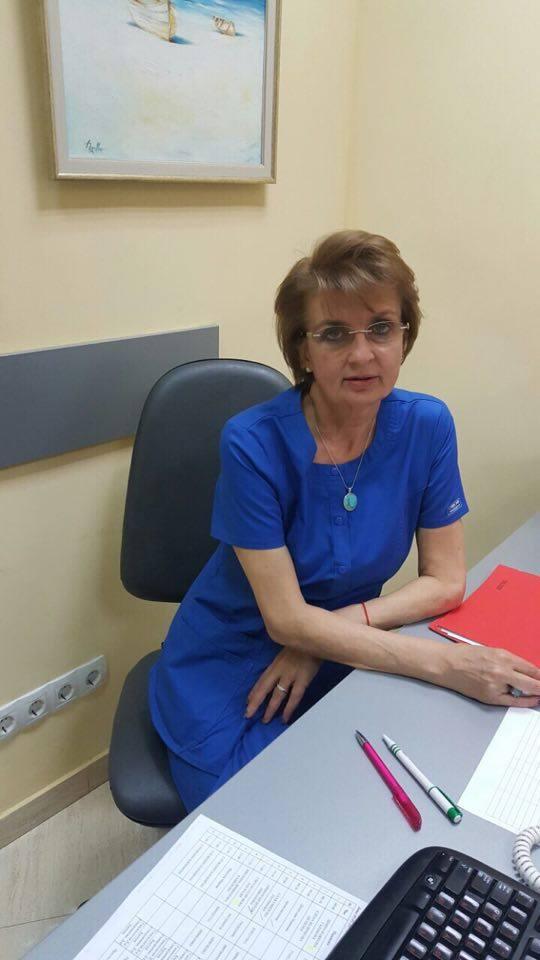 Д-р Диана Николова , АГ специалист