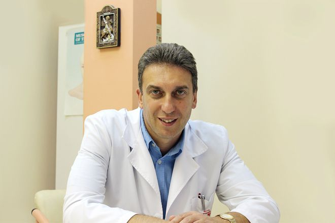 Д-р Тихомир Малчевски