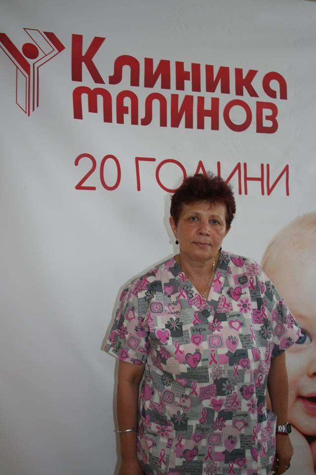 М.С Татяна Надкова Кръстанова